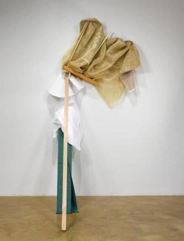 "Richard Tuttle's ""Looking for the Map 11"""